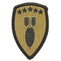 Vanguard ARMY PATCH: 71ST ORDNANCE GROUP - EMBROIDERED ON OCP