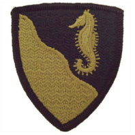 Vanguard ARMY PATCH: 36TH ENGINEER BRIGADE - EMBROIDERED ON OCP