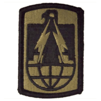Vanguard ARMY PATCH: 11TH SIGNAL BRIGADE - EMBROIDERED ON OCP