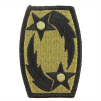 Vanguard ARMY PATCH: 69TH AIR DEFENSE ARTILLERY - EMBROIDERED ON OCP