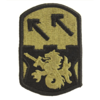 Vanguard ARMY PATCH: 94TH AIR DEFENSE ARTILLERY BRIGADE - EMBROIDERED ON OCP
