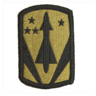 Vanguard ARMY PATCH: 31ST AIR DEFENSE ARTILLERY - EMBROIDERED ON OCP