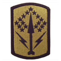 Vanguard ARMY PATCH: 174TH AIR DEFENSE ARTY BRIGADE - EMBROIDERED ON OCP