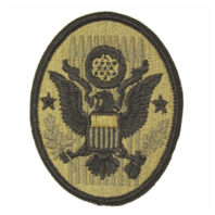 Vanguard ARMY PATCH: NATIONAL GUARD CIVIL SUPPORT TEAM - EMBROIDERED ON OCP