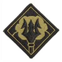 Vanguard ARMY PATCH: MISSISSIPPI NATIONAL GUARD - EMBROIDERED ON OCP