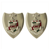 Vanguard ARMY CREST: 5TH INFANTRY REGIMENT - I'LL TRY SIR IN.