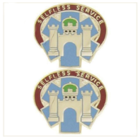 Vanguard ARMY CREST: LANDSTUHL REGIONAL MEDICAL CENTER - SELFLESS SERVICE