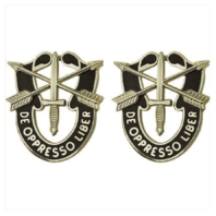 Vanguard ARMY CREST: FIRST SPECIAL FORCES - DE OPPRESSO LIBE