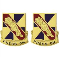 Vanguard ARMY CREST: 159TH AVIATION BATTALION - PRESS ON