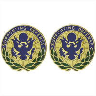 Vanguard ARMY CREST: PERSONNEL IN DOD AND JOINT ACTIVITIES - SUPPORTING DEFENSE
