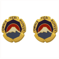 Vanguard ARMY CREST: USA JAPAN COMMAND - OMNIA FIERI POTEST