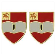 Vanguard ARMY CREST: 82ND FIELD ARTILLERY