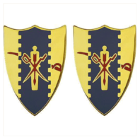 Vanguard ARMY CREST: 4TH CAVALRY REGIMENT