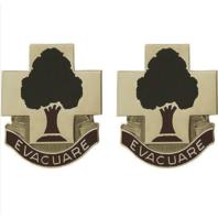 Vanguard ARMY CREST: 115TH FIELD HOSPITAL - EVACUARE