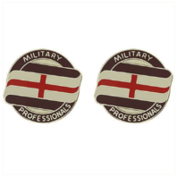 Vanguard ARMY CREST: FORT POLK DENTAC - MILITARY PROFESSIONALS