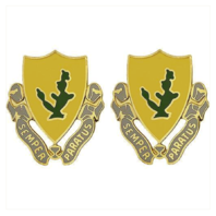 Vanguard ARMY CREST: 12TH CAVALRY - SEMPER PARATUS