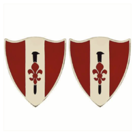 Vanguard ARMY CREST: 46TH ENGINEER BATTALION