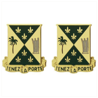 Vanguard ARMY CREST: 759TH MILITARY POLICE BATTALION - TENEZ LA PORTE