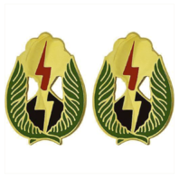 Vanguard ARMY CREST: 25TH INFANTRY DIVISION