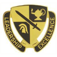 Vanguard ARMY ROTC CADET COMMAND CREST