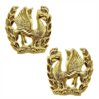 Vanguard ARMY CREST HEADQUARTERS COMPANY NO MOTTO