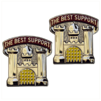 Vanguard ARMY CREST: DENTAC LANDSTUHL - THE BEST SUPPORT