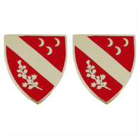 Vanguard ARMY CREST: 7TH FIELD ARTILLERY