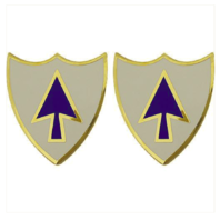 Vanguard ARMY CREST: 26TH INFANTRY REGIMENT