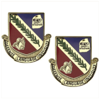 Vanguard ARMY CREST: DEFENSE LANGUAGE INSTITUTE FOREIGN LANGUAGE CENTER
