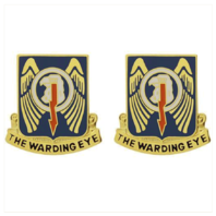 Vanguard ARMY CREST: 501ST AVIATION BRIGADE - THE WARDING EYE