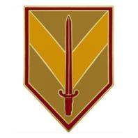 Vanguard ARMY COMBAT SERVICE IDENTIFICATION BADGE (CSIB) 1ST SUSTAINMENT BRIGADE