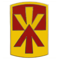 Vanguard ARMY COMBAT SERVICE ID BADGE (CSIB): 11TH AIR DEFENSE ARTILLERY BRIGADE