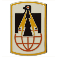 Vanguard ARMY COMBAT SERVICE IDENTIFICATION BADGE (CSIB): 11TH SIGNAL BRIGADE