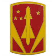 Vanguard ARMY COMBAT SERVICE ID BADGE (CSIB): 31ST AIR DEFENSE ARTILLERY BRIGADE