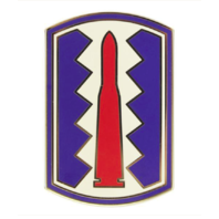 Vanguard ARMY COMBAT SERVICE IDENTIFICATION BADGE (CSIB): 197TH INFANTRY BRIGADE