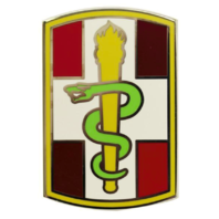 Vanguard ARMY COMBAT SERVICE IDENTIFICATION BADGE (CSIB): 330TH MEDICAL BRIGADE