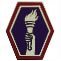 Vanguard ARMY COMBAT SERVICE IDENTIFICATION BADGE (CSIB) 442ND INFANTRY REGIMENT
