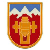 Vanguard ARMY COMBAT SERVICE IDENTIFICATION BADGE (CSIB): 169TH FIRES BRIGADE