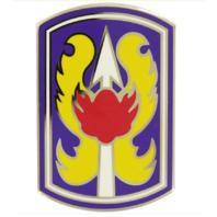 Vanguard ARMY COMBAT SERVICE IDENTIFICATION BADGE (CSIB): 199TH INFANTRY BRIGADE