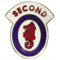 Vanguard ARMY COMBAT SERVICE IDENTIFICATION BADGE (CSIB): 2ND ENGINEER BRIGADE