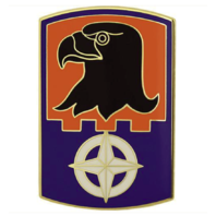 Vanguard ARMY COMBAT SERVICE IDENTIFICATION BADGE (CSIB): 244TH AVIATION BRIGADE