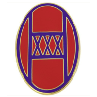 Vanguard ARMY COMBAT SERVICE ID BADGE (CSIB): 30TH ARMORED BRIGADE COMBAT TEAM