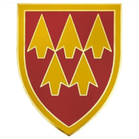 Vanguard ARMY COMBAT SERVICE ID BADGE CSIB: 32ND AIR AND MISSILE DEFENSE COMMAND