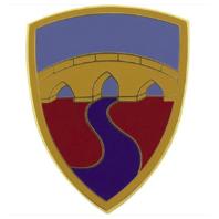 Vanguard ARMY COMBAT SERVICE IDENTIFICATION BADGE CSIB 304TH SUSTAINMENT BRIGADE