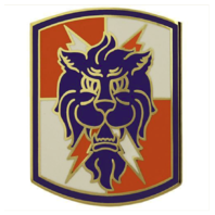 Vanguard ARMY COMBAT SERVICE IDENTIFICATION BADGE (CSIB): 35TH SIGNAL BRIGADE
