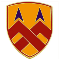 Vanguard ARMY COMBAT SERVICE IDENTIFICATION BADGE CSIB 377TH SUSTAINMENT COMMAND