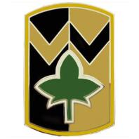 Vanguard ARMY COMBAT SERVICE IDENTIFICATION BADGE (CSIB) 4TH SUSTAINMENT BRIGADE