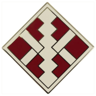 Vanguard ARMY COMBAT SERVICE IDENTIFICATION BADGE (CSIB): 411TH ENGINEER BRIGADE