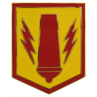 Vanguard ARMY COMBAT SERVICE IDENTIFICATION BADGE (CSIB): 41ST FIRES BRIGADE