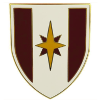 Vanguard ARMY COMBAT SERVICE IDENTIFICATION BADGE (CSIB): 44TH MEDICAL COMMAND
